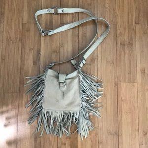 Handbags - Cut n' Paste fringe purse ! Cross body